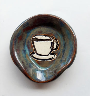 Coffee Cup Spoonrest