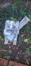 Load image into Gallery viewer, squirrel wood scrap critter