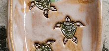 Load image into Gallery viewer, sea turtle soap dish