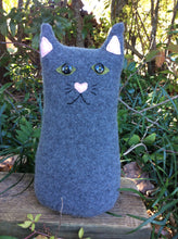 Load image into Gallery viewer, Large Cat Pillow Pals hand made with love by Laurel