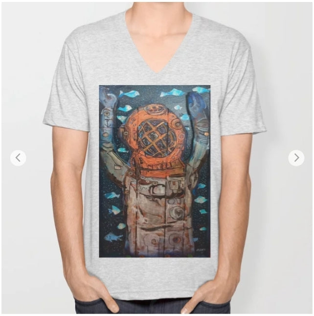 Fathoms diver shirt