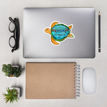 Load image into Gallery viewer, Bubble-free stickers Wilmington Sea turtle
