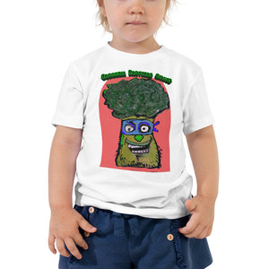 Broccoli Brothers circus Toddler Short Sleeve Tee