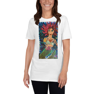 Short-Sleeve Unisex T-Shirt thirsty mermaid