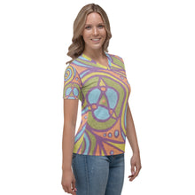 Load image into Gallery viewer, Women's V-neck