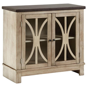 Vennilux Multi Door Accent Cabinet