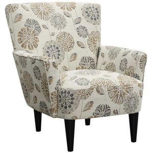 Flower Power Accent Chair