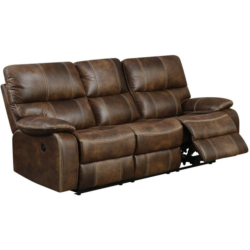 Jesse James Power Reclining Sofa