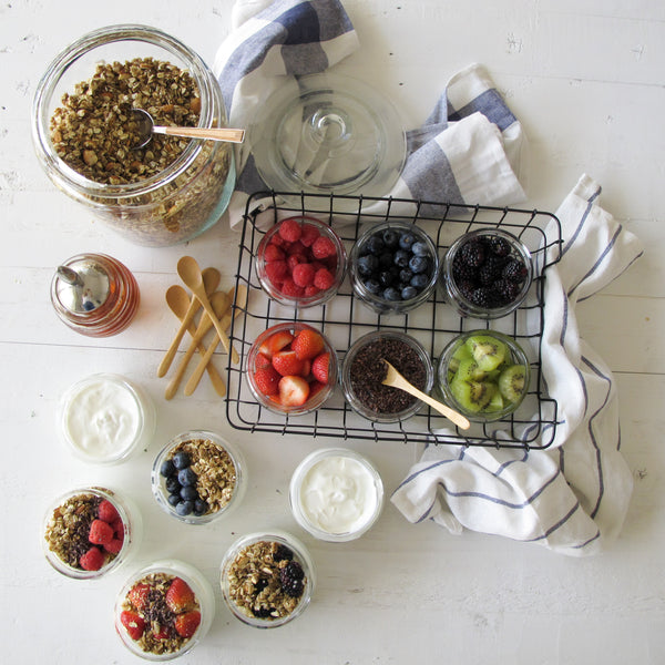Greek Yogurt & Granola - Titankuwait