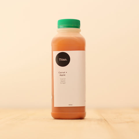 Carrot/ Apple - Titankuwait