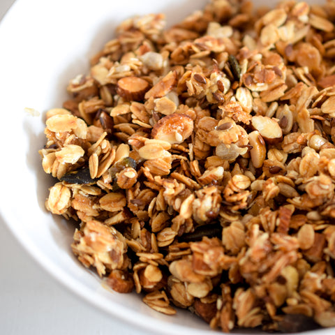 Seeds and Flax Granola - Titankuwait