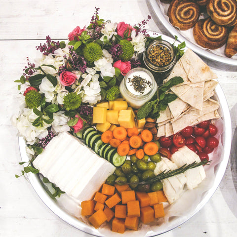 Cheese + Flowers - Titankuwait