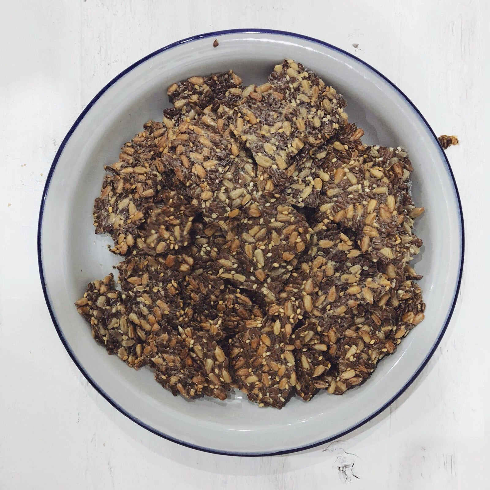 Flax Seeds Crackers - Titankuwait
