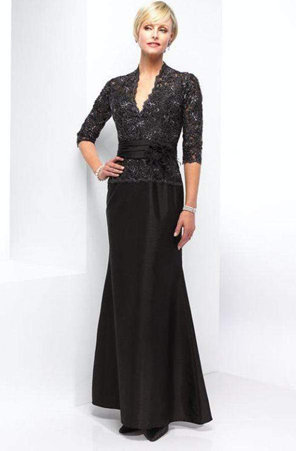 Alyce Paris Mother of the Bride - 29143 Dress in Black