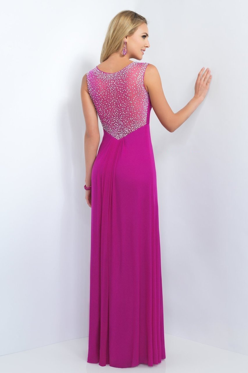 Blush by Alexia Designs - 11096 Crystal Embellished Sweetheart Gown Special Occasion Dress