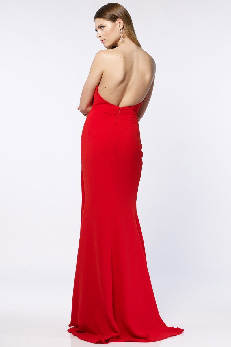 Alyce Paris 8005 Prom Dress Collection in Red