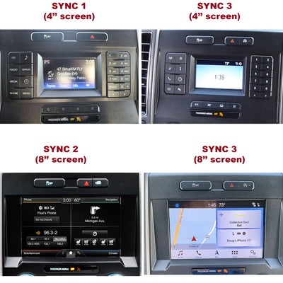 "2015-2019 Ford F150 13"" Tesla-Style Radio Stereo Android 9 CarPlay GPS NAVI in-Dash Unit Bluetooth Wi-Fi - CARSOLL"