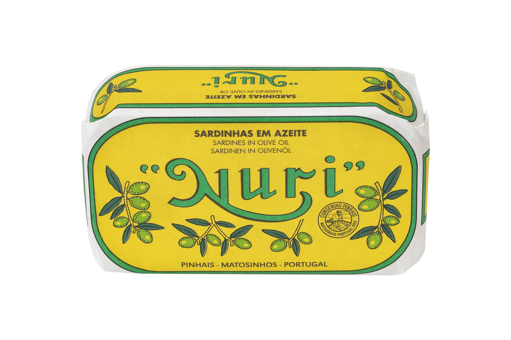 Nuri Sardines in Olive Oil C30