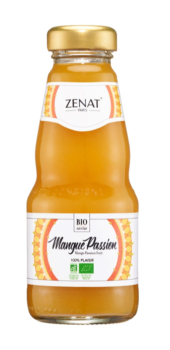 NECTAR DE MANGUE PASSION BIO