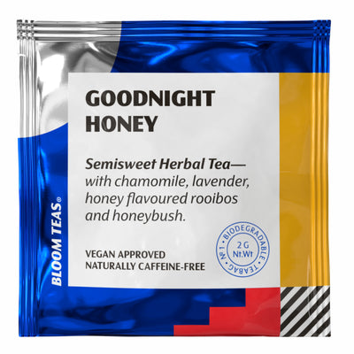 Goodnight Honey 1 Tea Bag Sachet Front