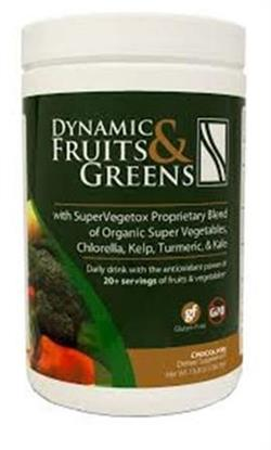 Chocolate Dynamic Fruits & Greens