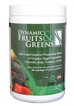 Mint Dynamic Fruits & Greens
