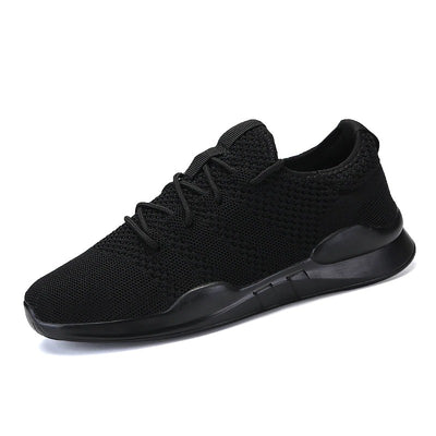 Men's Mesh Lace-Up Sneakers