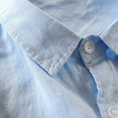 Men's Gradient Button-Down Shirt