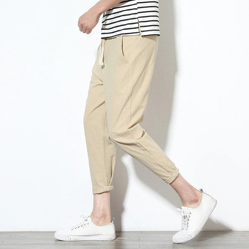 Men's Cotton Jogger Pants