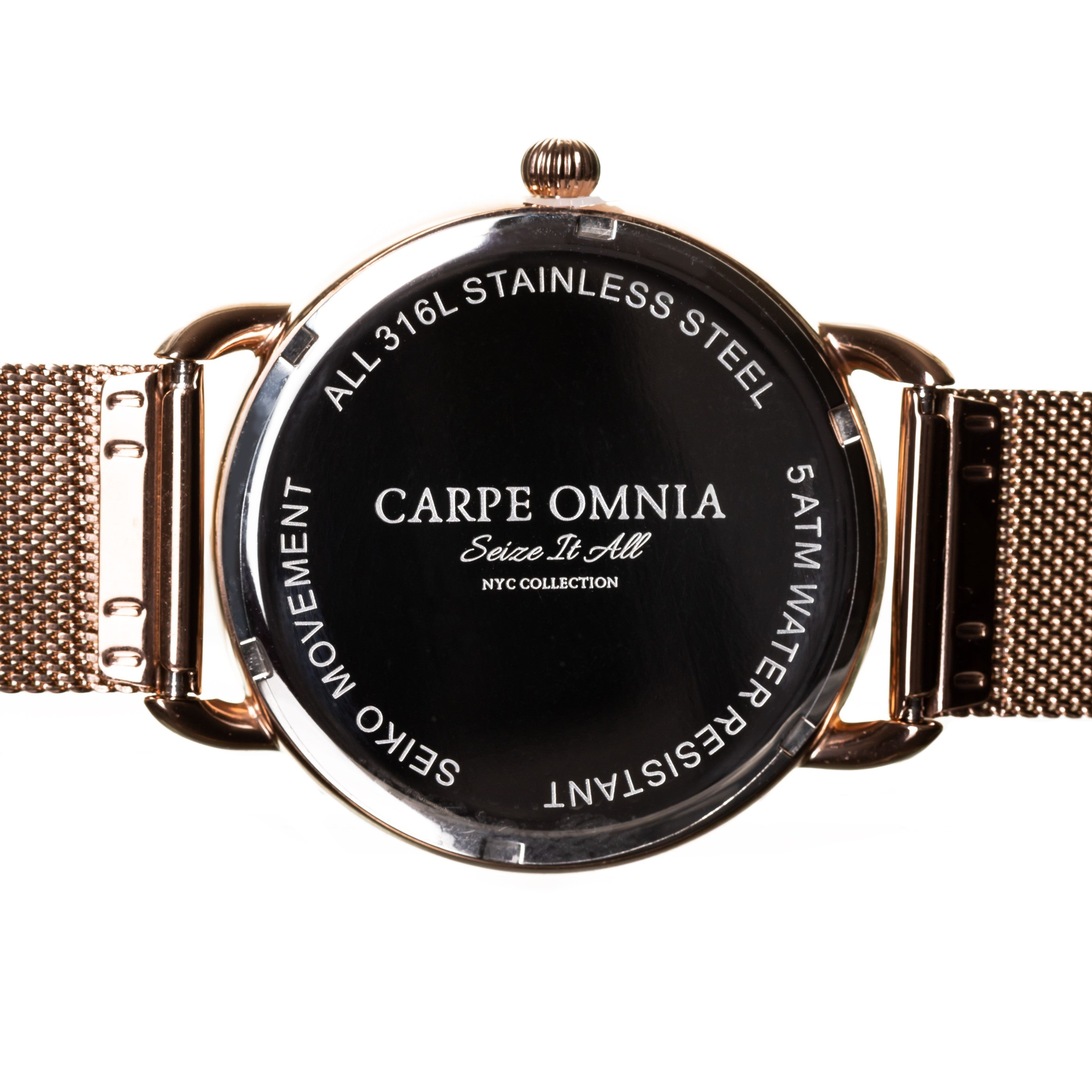 [Buy Latest Trendy Fashionable Watches Online]-Carpe Omnia Watches