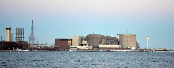 Nuclear power plant in Ontario