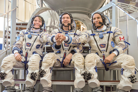 Astronaut Crew Photo Credit: NASA