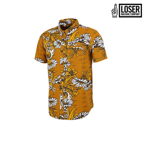 Loser Machine Griffin Button Down, Underground Skate Shop
