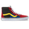 Vans Sk8-Hi - Rally Chilli Pepper, Underground Skate Shop