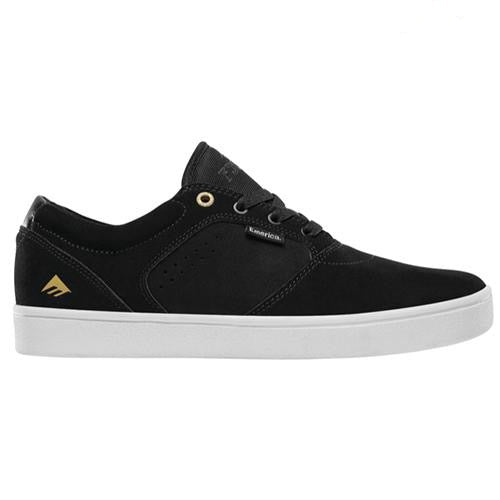 Emerica Figgy Dose - Black/White, Underground Skate Shop