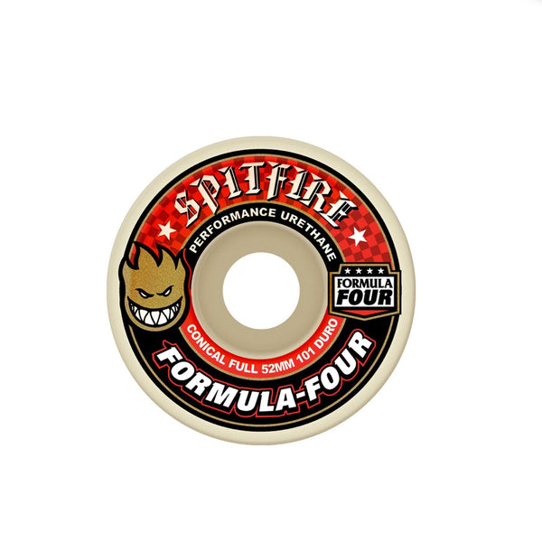 Spitfire Formula Four Conical Full 101A, Underground Skate Shop