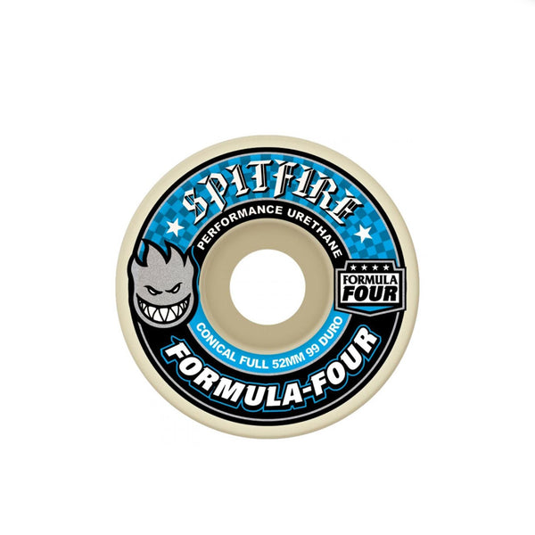 Spitfire Formula Four Conical Full 99a, Underground Skate Shop
