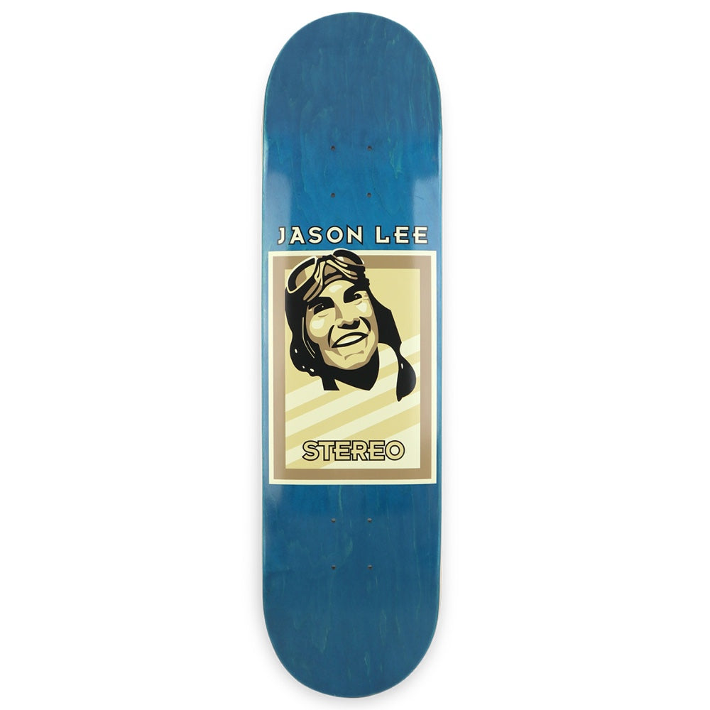 Stereo Deck - Jason Lee Aviator, Underground Skate Shop