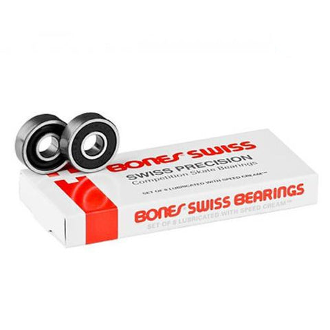 Bones Bearings - Swiss