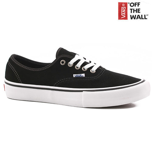 Vans Authentic Pro - Black/White