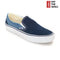 Vans Slip On Pro - Navy/White