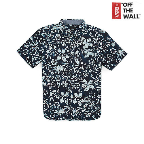 Vans Trippin Batik Button Down, Underground Skate Shop