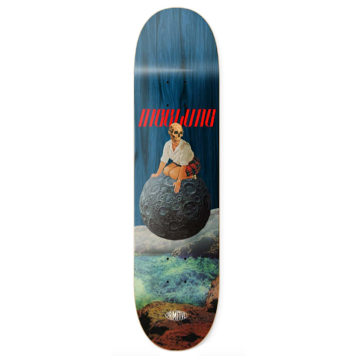 Primitive Deck - Trevor McClung Later | Underground Skate Shop