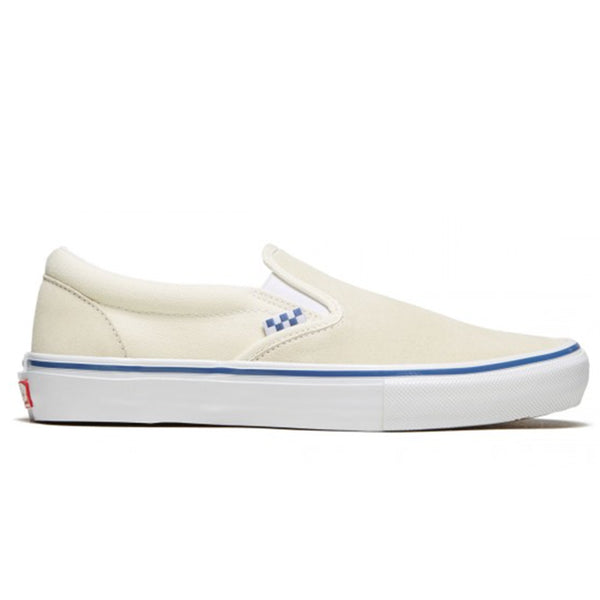 Vans Skate Slip-On - Off White | Underground Skate Shop