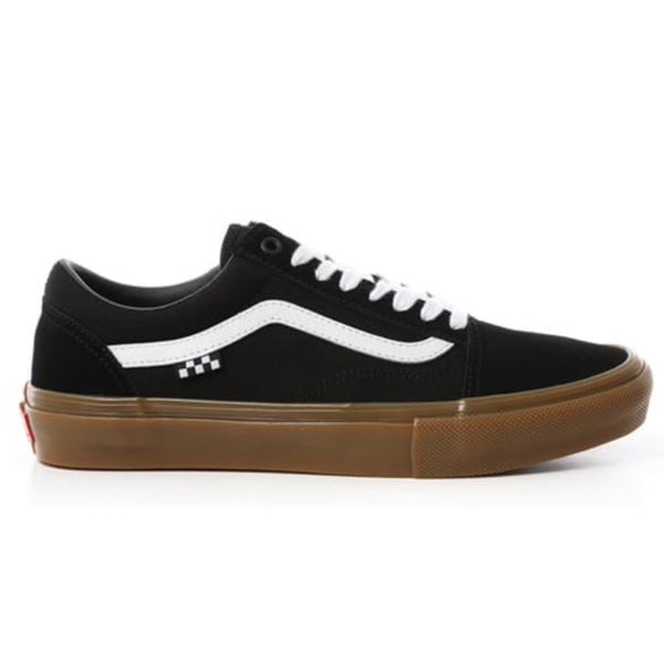 Vans Skate Old Skool - Black/Gum | Underground Skate Shop