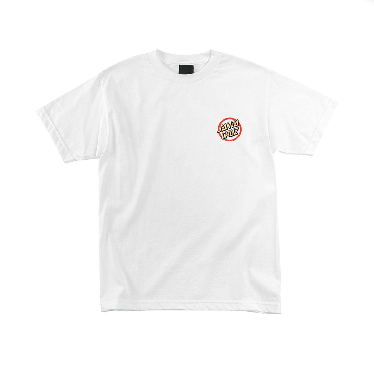 Santa Cruz - Gleam Dot T-Shirt | Underground Skate Shop