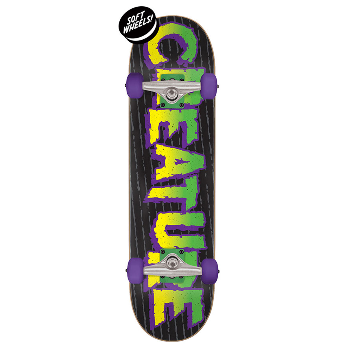 Creature Complete - Tomb, Underground Skate Shop