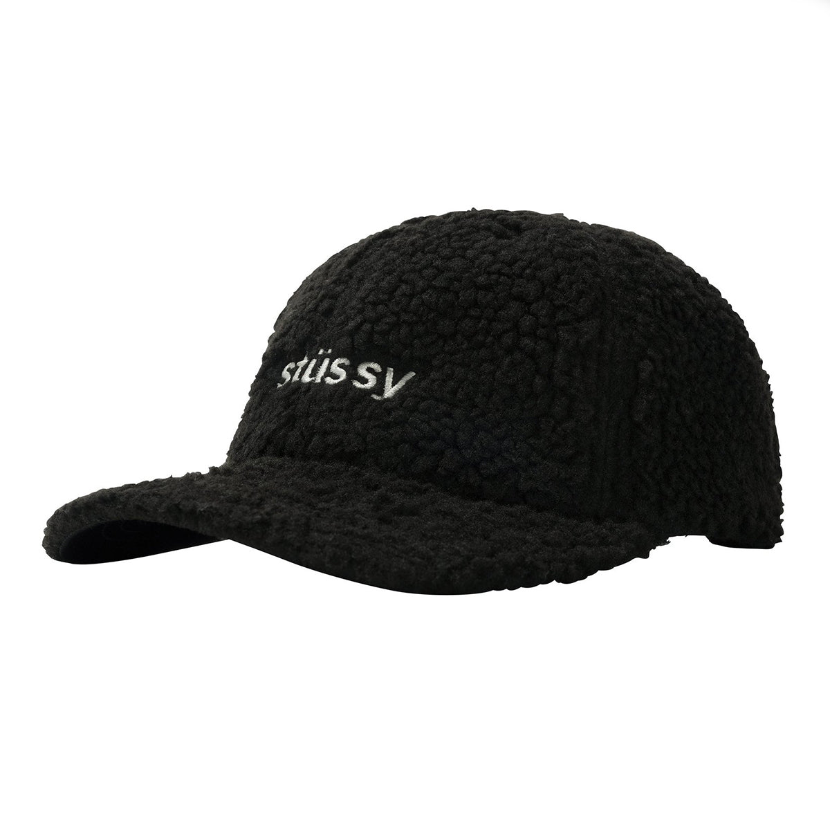 Stussy Sherpa Fleece Low Pro Strap Back