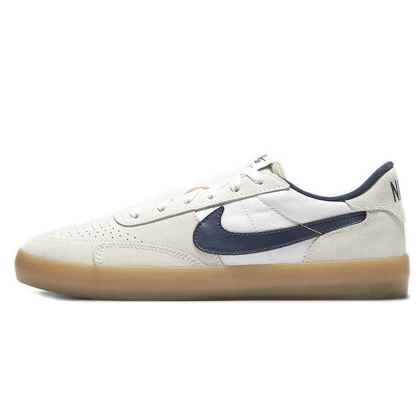 Nike SB Heritage Vulc - Summit White/Navy/Gum CD5010-102 | Underground Skate Shop