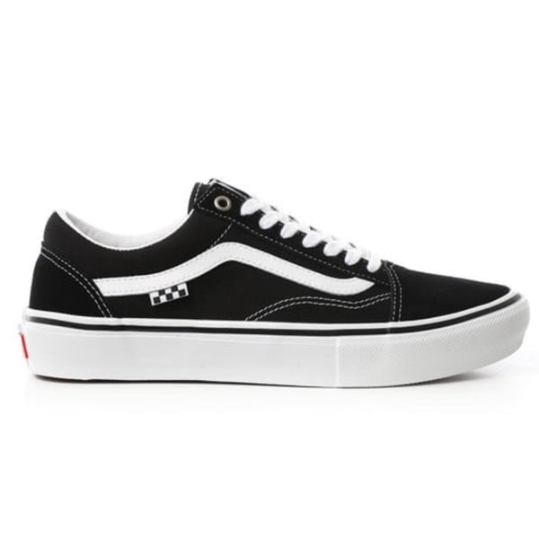 Vans Skate Old Skool - Black/White | Underground Skate Shop